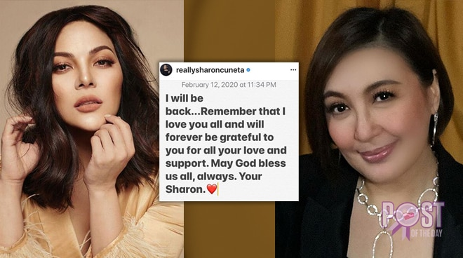 Sharon Cuneta takes a break from social media amidst issue with daughter KC Concepcion