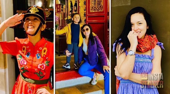 LOOK: Beauty Gonzalez is happy in Hanoi, Vietnam