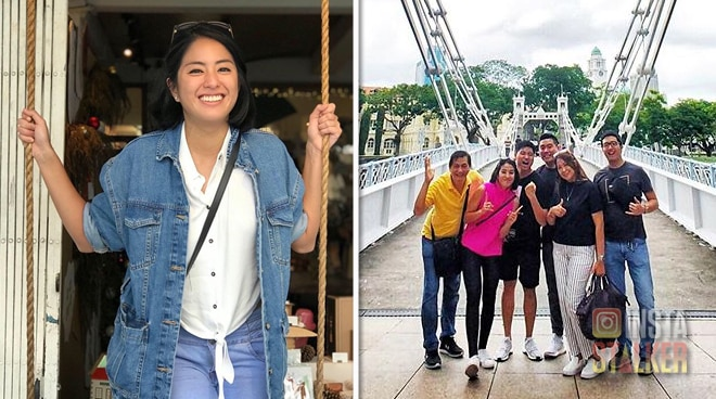 LOOK: Gretchen Ho's family vacation in Singapore