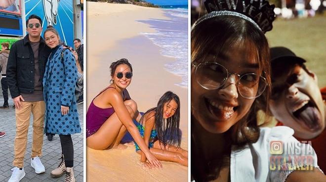 Liza Soberano, Kathryn Bernardo, and other celebs share their first photos for 2020