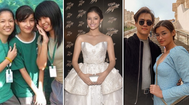 Liza Soberano shares her photos from the last decade
