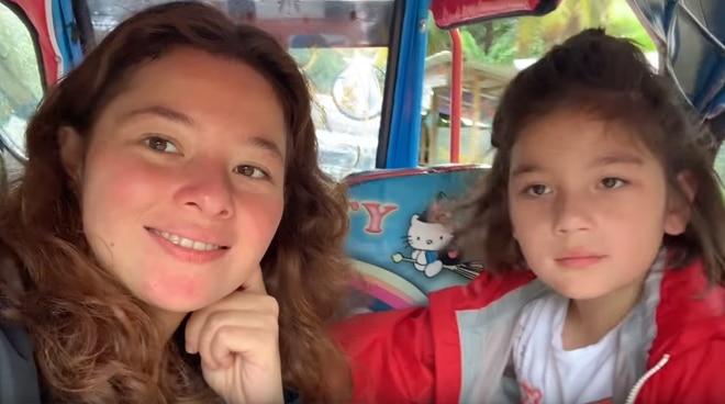 WATCH: Andi Eigenmann posts first vlog