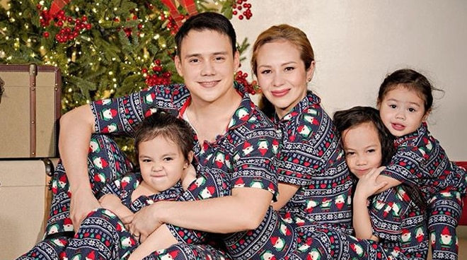 EXCLUSIVE: Patrick Garcia on not letting his daughters join showbiz: 'It's not yet time'