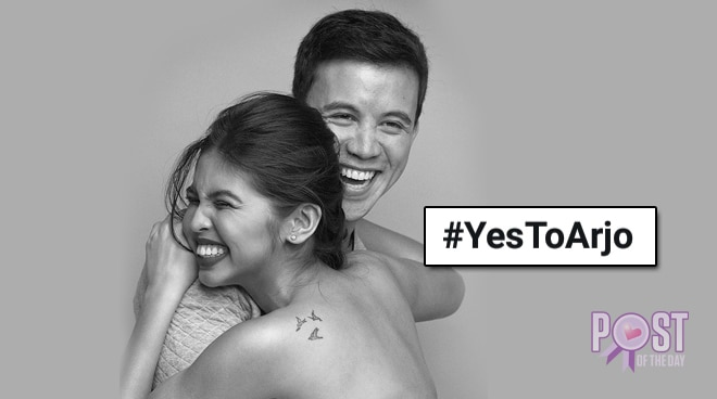 "Maine Mendoza says ""Yes To Arjo"" after ""No To Arjo"" trends online"