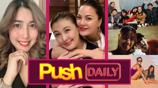 Dani Barretto, KC Concepcion, Sharon Cuneta and Kapamilya celebrities | Push Daily Top 3