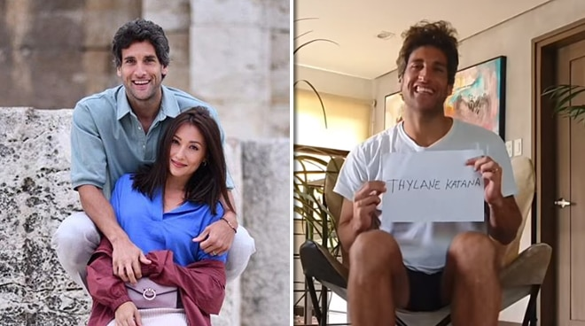 WATCH: The right way to pronounce Solenn, Nico's daughter's name
