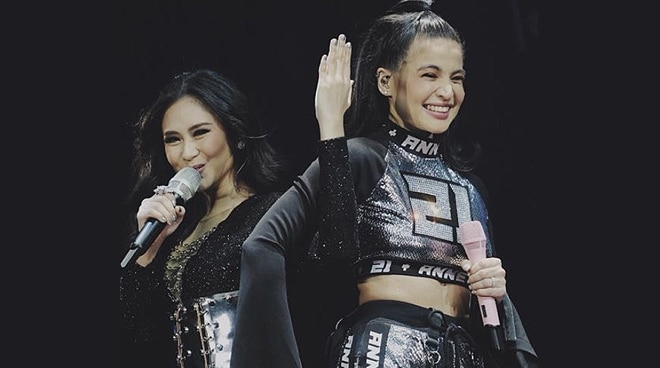 THROWBACK: Anne Curtis, Sarah Geronimo join forces in hilarious 'Tala' performance