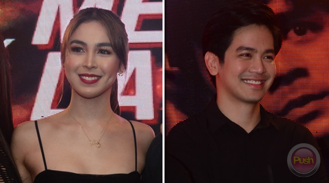 Julia Barretto says that Joshua Garcia is her 'safe place'