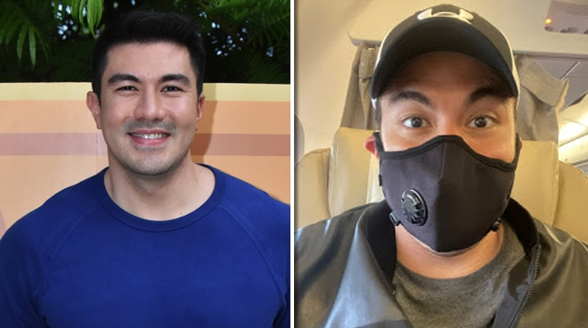 Luis Manzano hits back at bashers calling him an 'opportunist' for selling 'overpriced' facemask