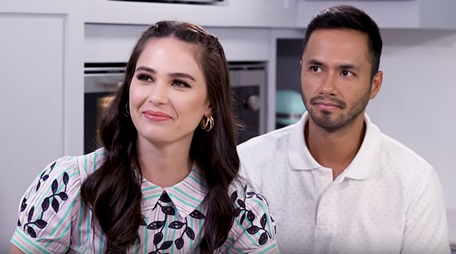 Kristine Hermosa and Oyo Sotto admit not having a 'perfect' relationship