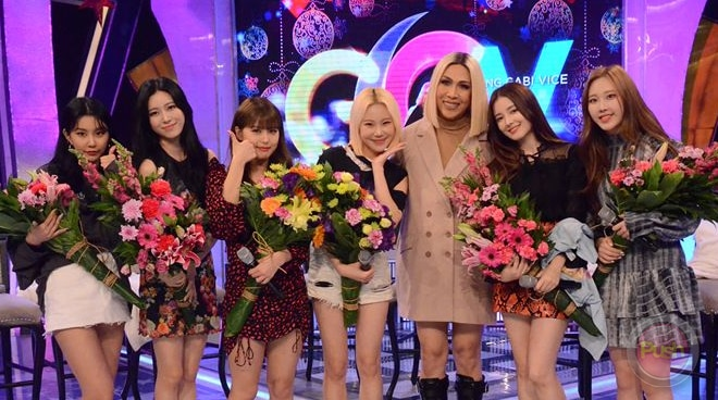 MOMOLAND all praises for Vice Ganda during South Korean radio show appearance