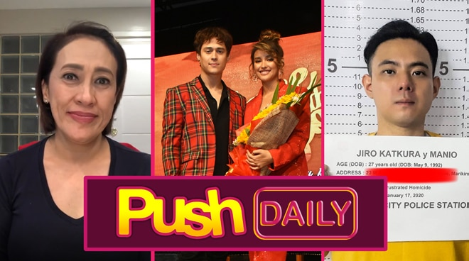 Ai-Ai delas Alas, Enrique Gil, Liza Soberano and Jiro Manio | Push Daily Top 3