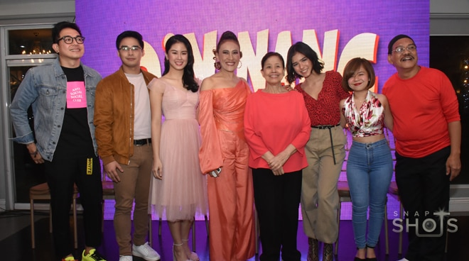 Ai-Ai Delas Alas, Kisses Delavin at McCoy De Leon, ready na ipalabas ang kanilang comedy movie na D' Ninang