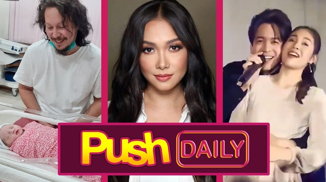 Baron Geisler, Maja Salvador, Joshua Garcia and Janella Salvador | Push Daily Top 3