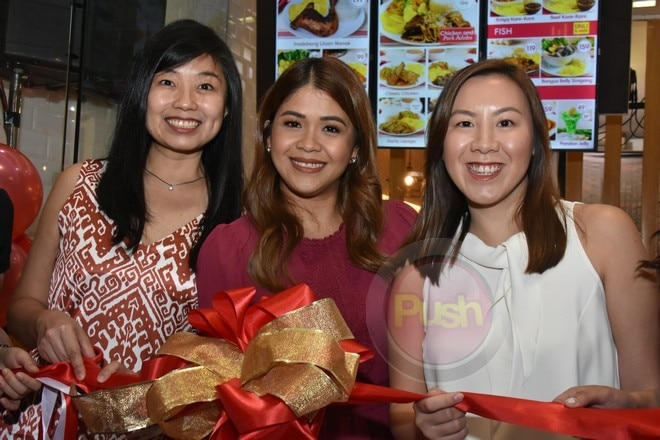 Momshie Melai, who owns 3 Adobo Connection stores, was announced its brand ambassador.