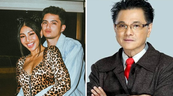 Ricky Lo after JaDine's breakup announcement: 'I always stand for the truth'