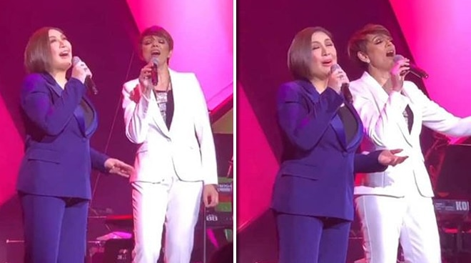 Sharon Cuneta reveals accident, theft incident before concert with Odette Quesada