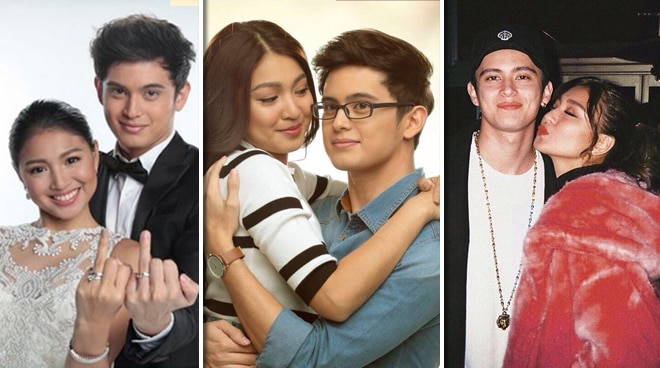 TIMELINE: James Reid and Nadine Lustre's relationship