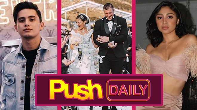 James Reid, Demi Leigh Nel Peters and Nadine Lustre | Push Daily Top 3