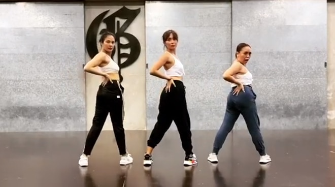 WATCH: Kathryn Bernardo sizzles in her 'Yummy' dance cover