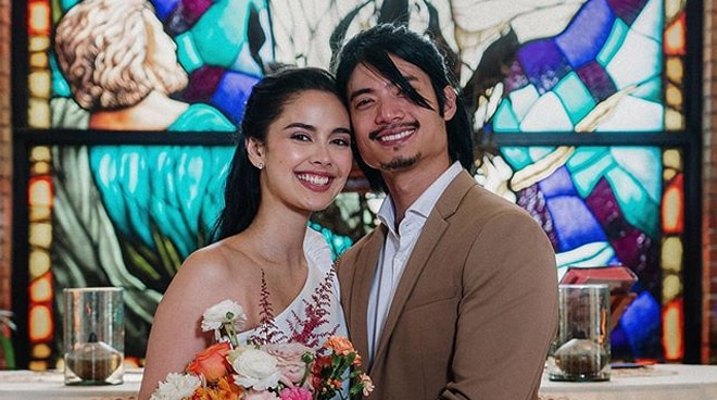 Megan Young reveals date of their secret wedding