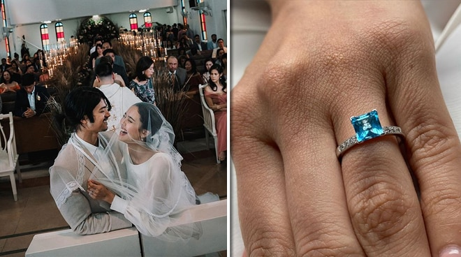 Mikael Daez reveals story behind his engagement ring to Megan Young