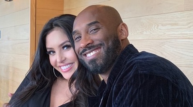 Vanessa Bryant issues statement for the first time since Kobe's death