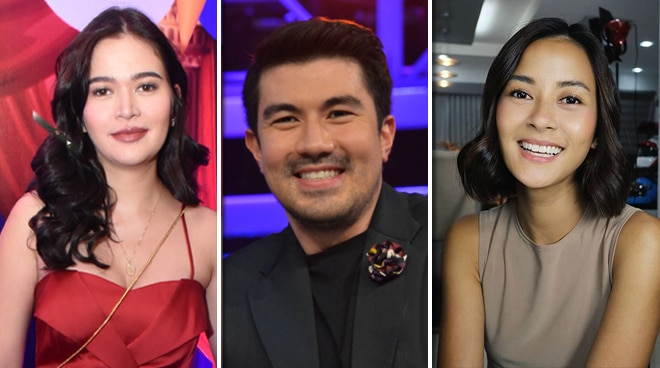 Celebrities share sentiments about new coronavirus in the Philippines