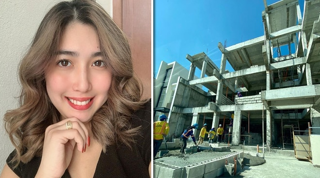 Dani Barretto clarifies home-under-construction 'not a mansion', reveals property was a gift from in-laws