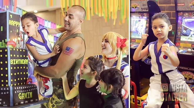 Chesca Garcia, Doug Kramer celebrate son's 7th birthday