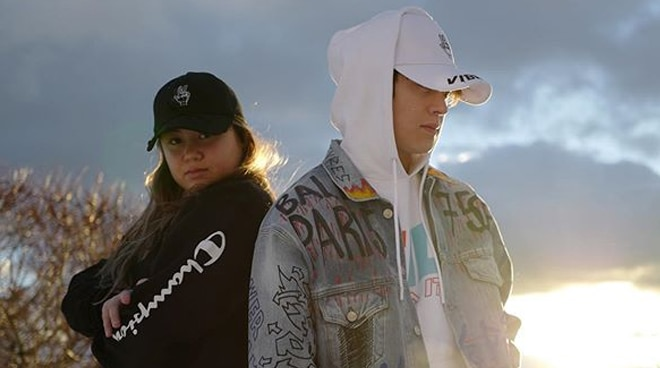 Enrique Gil launches YouTube channel with sister Diandra