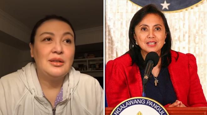 Sharon Cuneta hopes Leni Robredo becomes president in 2022: 'Baka sakaling bumalik ang pagka disente'
