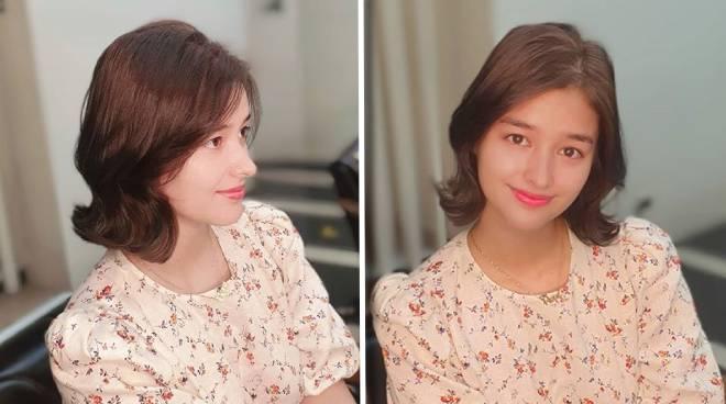 LOOK: Liza Soberano debuts short hairstyle