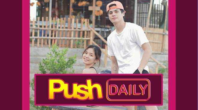 Ronnie Alonte at Loisa Andalio, nagli-live in na nga ba? | PUSH Daily