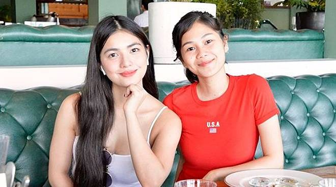 Jane de Leon honors one of her closest friends: 'Love you to the moon and back'