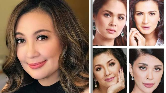 Sharon Cuneta thanks her four closest BFFs during the ECQ
