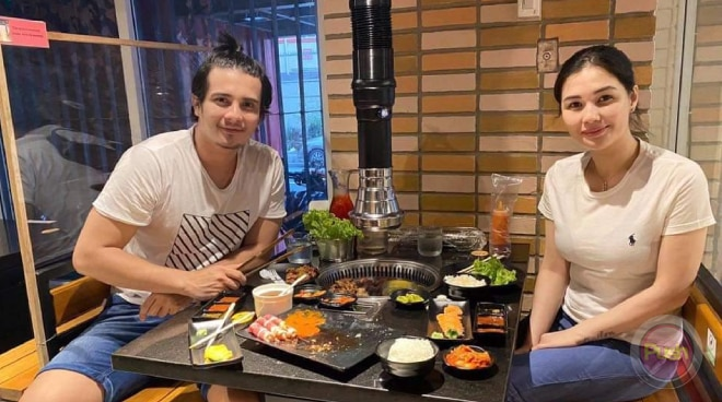 EXCLUSIVE: Ejay Falcon and girlfriend Jana Roxas pinasok na rin ang restaurant business