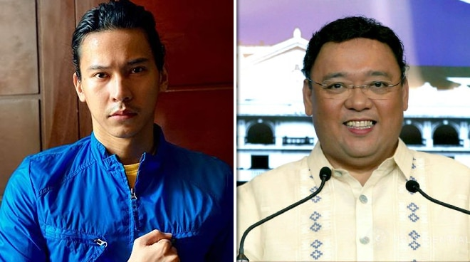 Enchong Dee to Harry Roque: 'You disgust me'