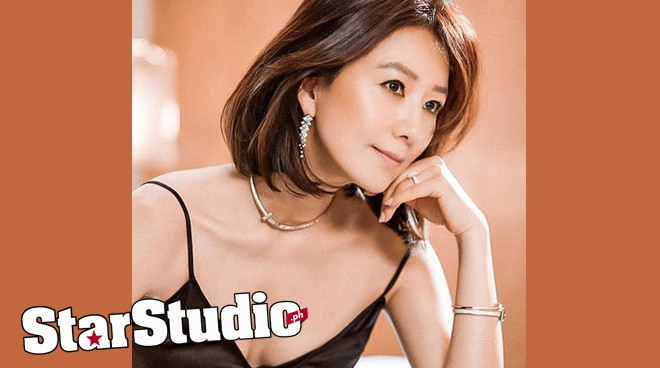 Kim Hee Ae is a showstopper in 'The World of a Married Couple'—and in real-life