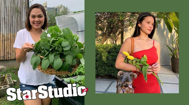HALAMAN HEAVEN! These celebs are certified plant lovers