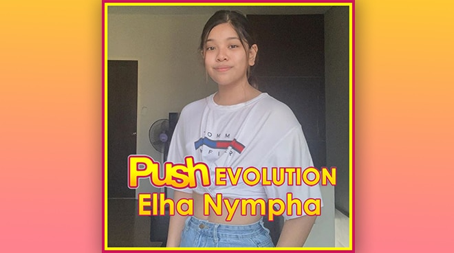 Elha Nympha | Push Evolution