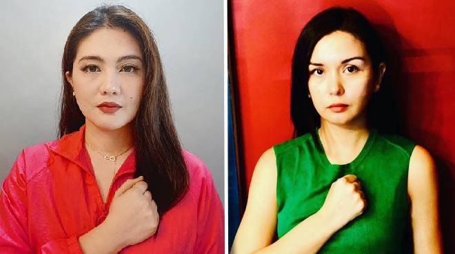 'Daniela' and 'Romina' express their support towards ABS-CBN and its employees