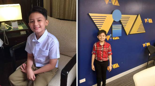 EXCLUSIVE: Child star Miguel Diokno, malaki ang utang na loob sa ABS-CBN
