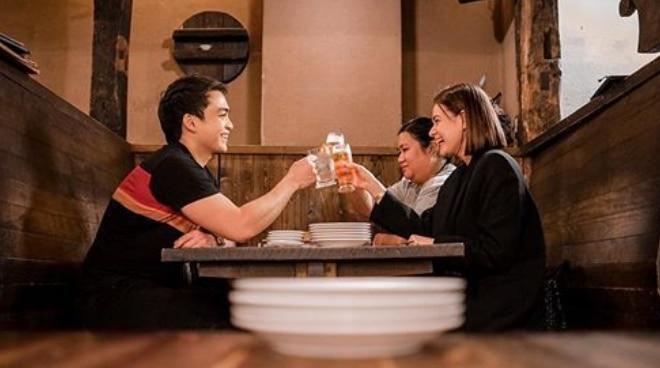 'Tila ako'y nabighani': Dominic Roque posts photo with Bea Alonzo, fuels romance rumors