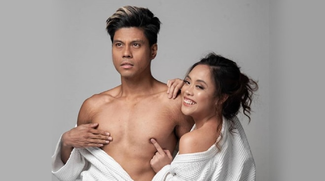 Kim Molina, Jerald Napoles exchange sweet messages on 6th anniversary