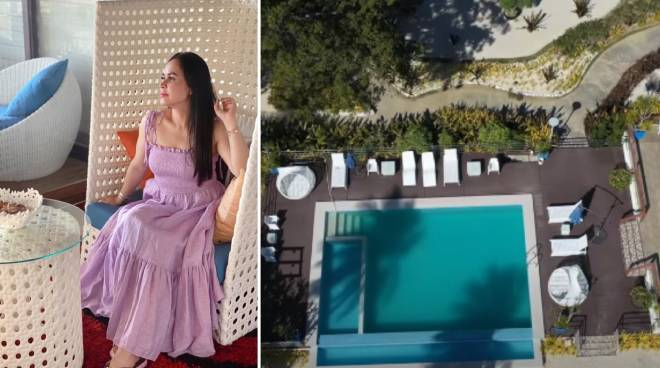 'I'm not bragging, request niyo ito': Jinkee Pacquiao vlogs about private beach house