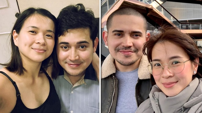 LJ Reyes, Paolo Contis exchange sweet words on 5th anniversary