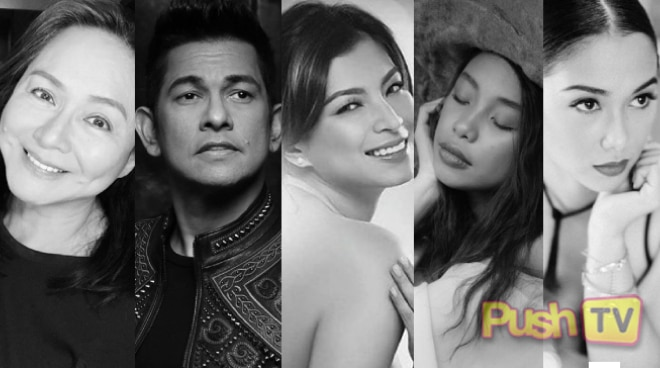 LOOK: Stars post black and white photos on Instagram as part of viral challenge