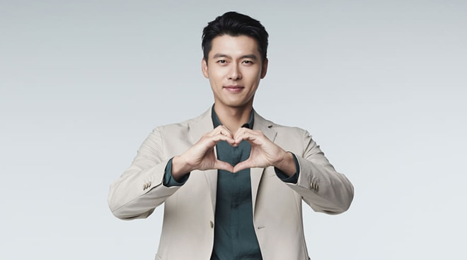 When is Hyun Bin coming to the Philippines?