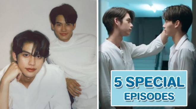 Hit Thai BL series '2gether' to release 5 special episodes